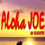 Logo da emissora Radio KJOE Aloha Joe Radio