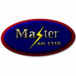 Logo da emissora Radio Master 1310 AM