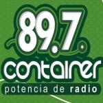 Logo da emissora Radio Container 89.7 FM
