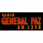 Logo da emissora Radio General Paz 1390 AM