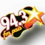 Logo da emissora Radio País 94.3 FM