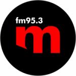 Logo da emissora Radio Metropolitana 95.3 FM
