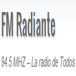 Logo da emissora Radio Radiante 94.5 FM