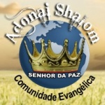 Logo da emissora Rádio Sintonia Shalom