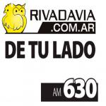 Logo da emissora Radio Rivadavia 88.7 FM