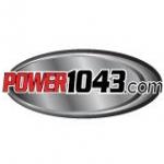 Logo da emissora KPHW 104.3 FM