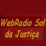 Logo da emissora WebRadio Sol da Justi�a