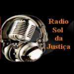 Logo da emissora Web Rádio Sol da Justiça