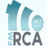 Logo da emissora Radio Comunidad Argentina 101.7 FM