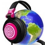 Logo da emissora Rádio Louvor do Céu