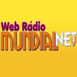 Logo da emissora R�dio Mundialnet