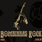 Logo da emissora Rádio Bombinhas Rock