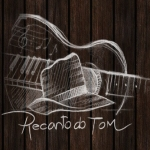 Logo da emissora Rádio do Tom Rock e Blues