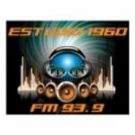 Logo da emissora Radio Estudio 1960 93.9 FM