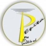 Logo da emissora Rádio Pepita 89.7 FM