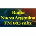 Logo da emissora Radio Nueva Argentina 88.5 FM