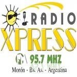 Logo da emissora Radio Xpress 95.7 FM
