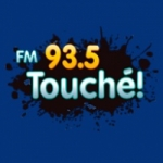 Logo da emissora Radio Touch� 89.1 FM
