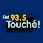 Logo da emissora Radio Touché 93.5 FM