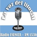 Logo da emissora Radio Esencia 1530 AM