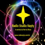 Logo da emissora R�dio Studio Nayty