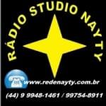 Logo da emissora Rádio Studio Nayty