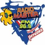 Logo da emissora Radio Master 96.9 FM