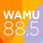 Logo da emissora Radio WAMU 88.5 FM