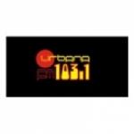 Logo da emissora Radio Urbana 103.1 FM