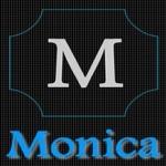 Logo da emissora Radio Santa Monica 101.3 FM