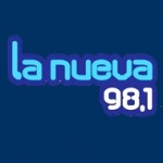 Logo da emissora Radio La Nueva 98.1 FM