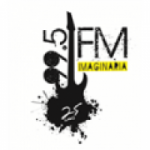 Logo da emissora Radio Imaginaria 99.5 FM