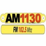 Logo da emissora Radio Antena 10 1130 AM 102.5 FM