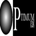 Logo da emissora Optimum FM 96.3