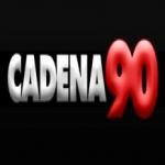 Logo da emissora Radio Cadena 90 96.9 FM
