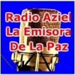 Logo da emissora Radio Aziel 96.9 FM