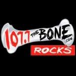 Logo da emissora Radio KSAN 107.7 FM
