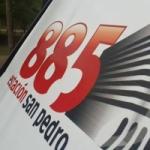 Logo da emissora Radio Estación San Pedro 88.5 FM