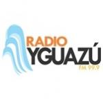 Logo da emissora Radio Yguaz� 99.9 FM