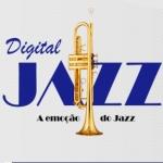Logo da emissora Rádio Digital Jazz