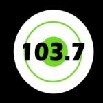 Logo da emissora Radio Unc Calf 103.7 FM