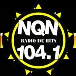 Logo da emissora Radio NQN 98.9 FM