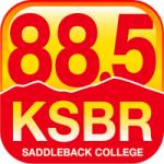 Logo da emissora Radio KSBR 88.5 FM