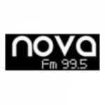 Logo da emissora Radio Nova 99.5 FM