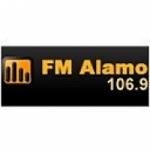 Logo da emissora Radio Alamo 106.9 FM