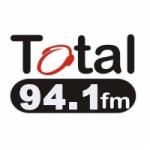 Logo da emissora Radio Total 94.1 FM