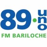 Logo da emissora Radio Bariloche 89.1 FM