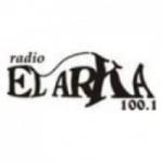 Logo da emissora Radio El Arka 100.1 FM