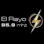 Logo da emissora Radio El Rayo 95.9 FM