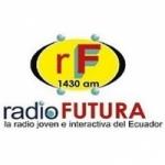 Logo da emissora Radio Futura 1430 AM